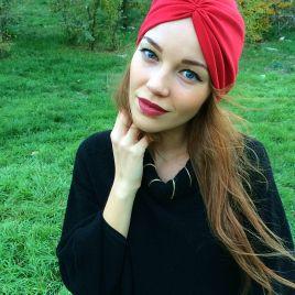 Turban Roșu