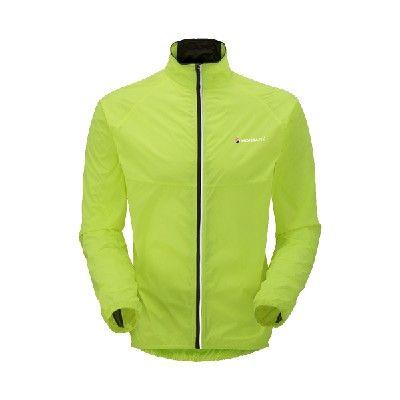 Featherlite Velo Jacket Flouro Large