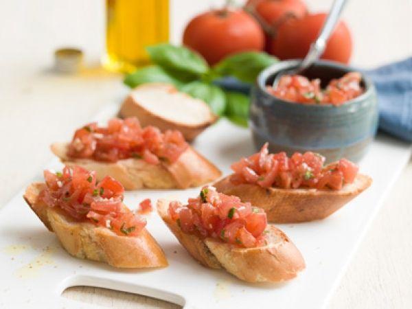 Bruschetta met tomatensalsa (2) - Libelle Lekker!