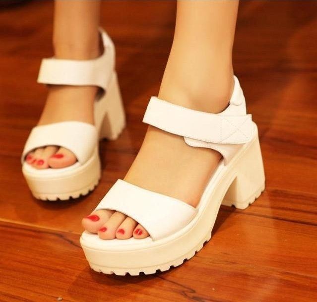 chunky white shoes 2