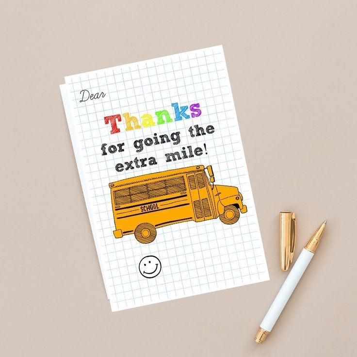8 bus driver appreciation gift ideas theyll love