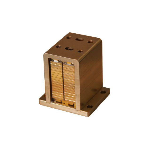 1600w 808nm Cw Diode Laser Bar Stack Vertical Stack Diode Laser