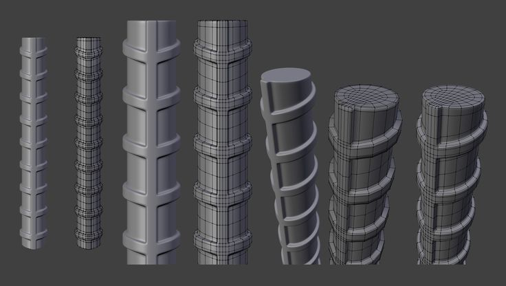 FAQ: How u model dem shapes? Hands-on mini-tuts for mechanical sub-d AKA ADD MORE GEO - Page 99 - Polycount Forum