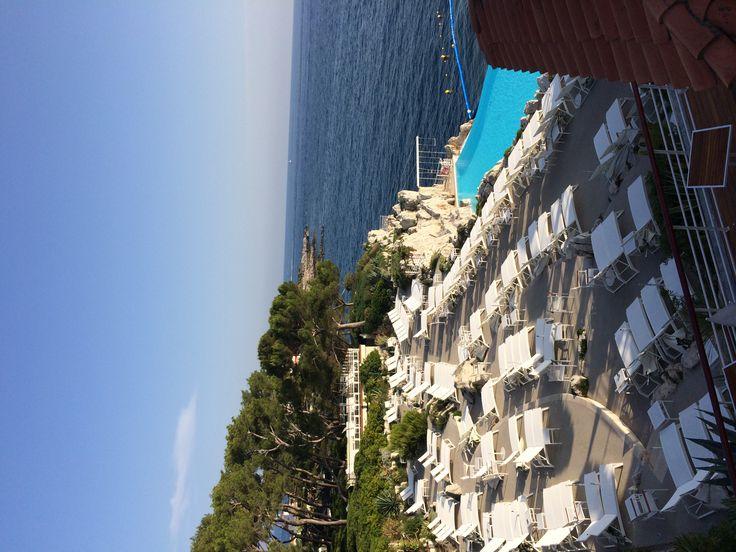 Cap D Antibes Beach Hotel Instagram