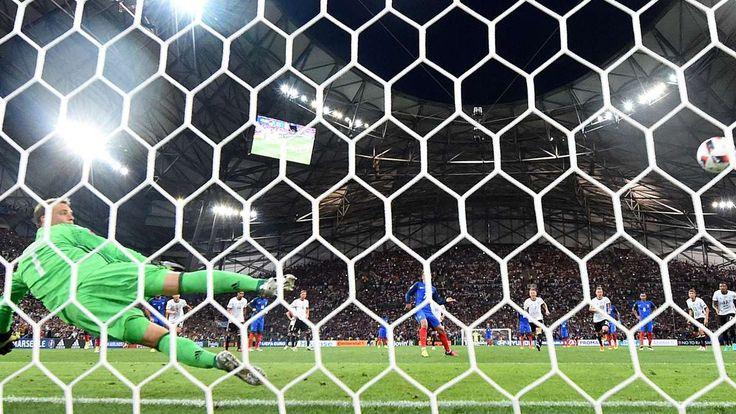 Marseille - Deutschland spielt heute gegen Frankreich im Halbfinale der EM 2016. Alle Informationen finden Sie im Live-Ticker zum Spiel.