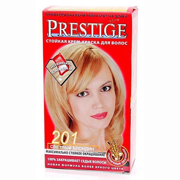 Престиж 201 Светлый блонд