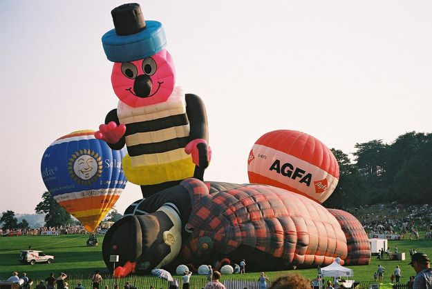 Go in August to see the balloons. | 38 Ways To Spend The Perfect Weekend In Bristol