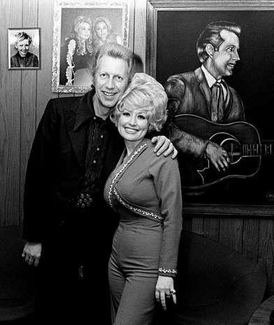 Dolly Parton e Porter Wagoner