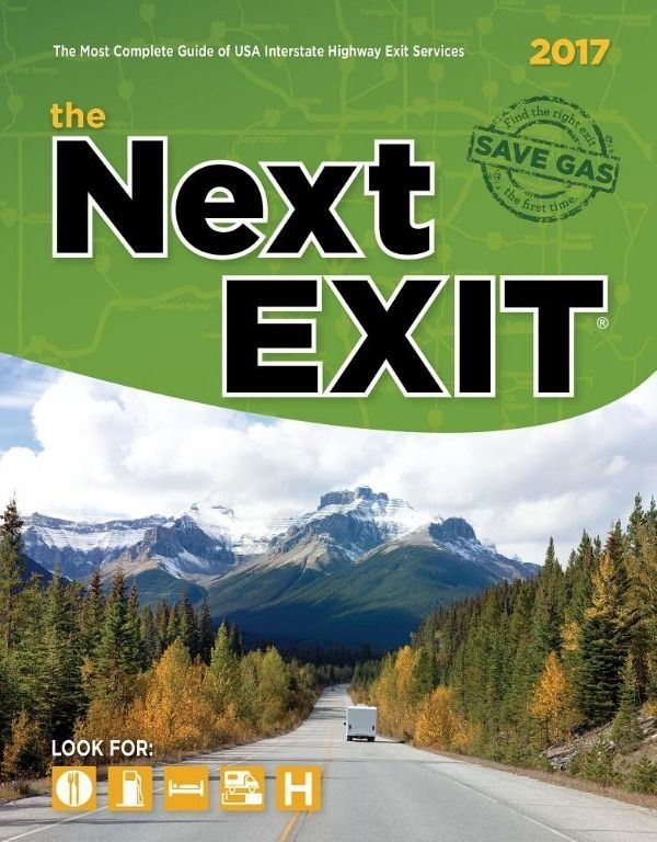 the Next EXIT 2017 Perfect (New Paperback Book) by Mark Watson