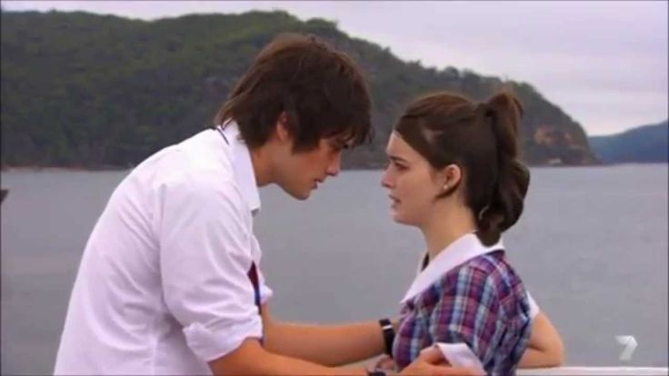 home and away josh and evie - Google Search