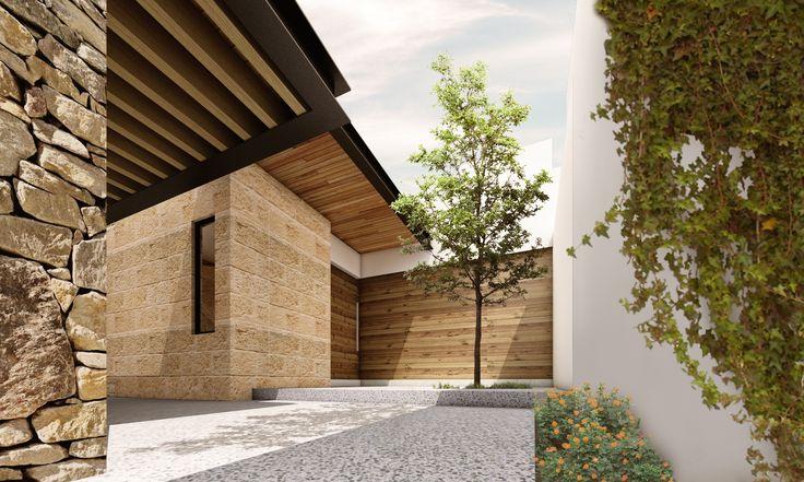 Lomas 444 | Dionne Arquitectos | #Architecture #Garden #Outdoor