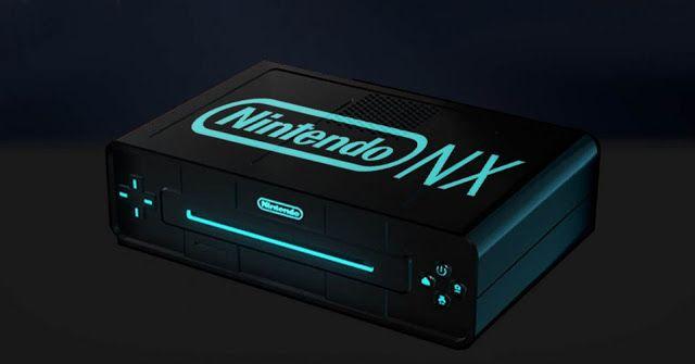 Nuevos rumores sobre la cónsola Nintendo NX