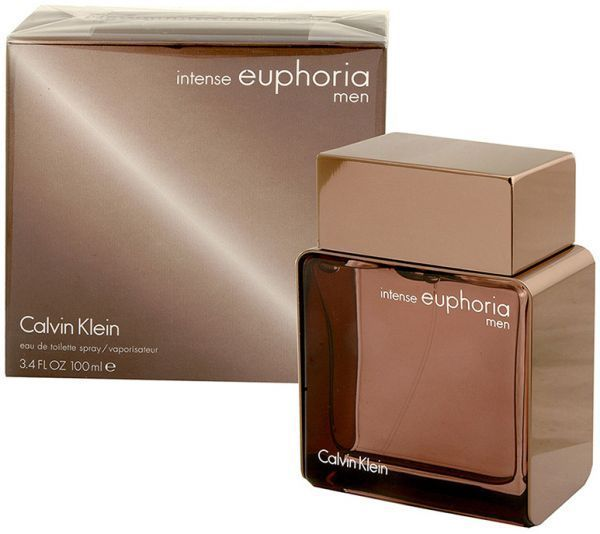 Euphoria Intense by Calvin Klein for Men - Eau de Toilette, 100ml, price, review and buy in Dubai, Abu Dhabi and rest of United Arab Emirates | Souq.com