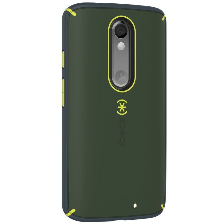 49.95$, speck MightyShell Case *~2x military-grade drop tested protection ~1-piece/multi 3-layer: Radial Impact Geometry spring-like rebound absorb shock ~drop protection meet/exceed MIL-STD-810G  test standards ~raised bezel screen protection ~Perimeter port, camera protect ~TPE liner protects ports  without compromising sound or photo quality ~Durability test against extreme temperatures, cracks, abrasions ~Rubberized covers shield volume and power buttons (Motorola Droid Turbo 2