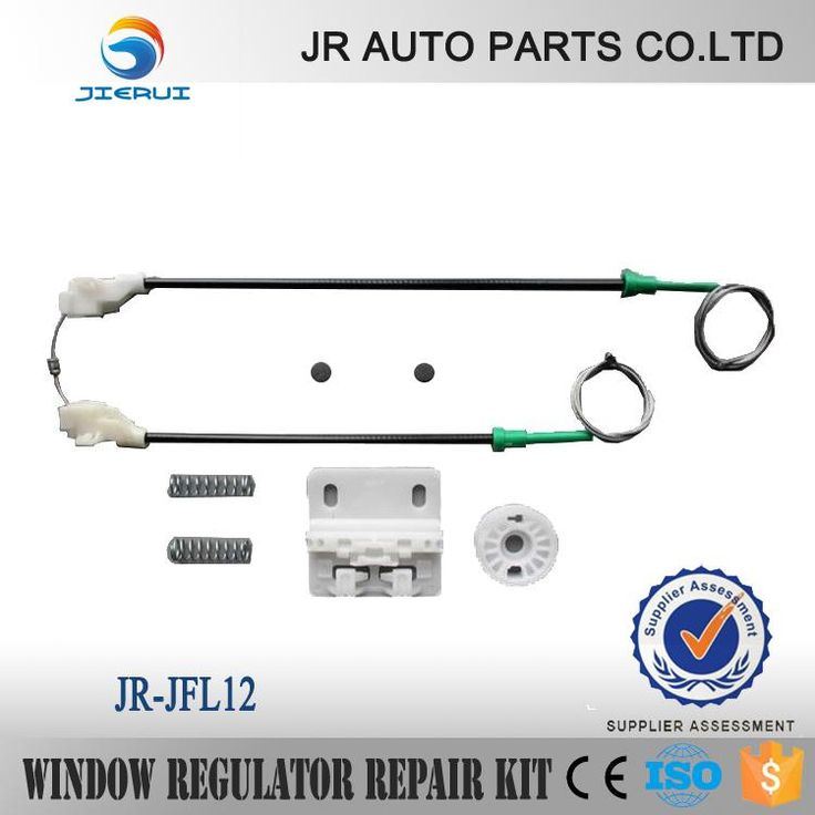 [Visit to Buy] JIERUI ISO9001 CAR PARTS FOR LAND ROVER FREELANDER 4X4 AUTOMATIC WINDOW REGULATOR DOOR REPAIR KIT REAR RIGHT #Advertisement