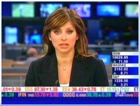 Maria Bartiromo, Wall Street's Money Honey, Leaving CNBC For Fox Business Network
