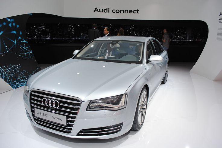 Audi A8 2.0 T Hybrid (6147658222) - Audi A8 - Wikipedia