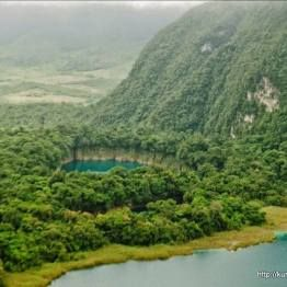 Cenote Ownajab in Huehuetenango. Photo by Billy Muñoz of Acuarela Chapina.   ONLY THE BEST OF GUATEMALA