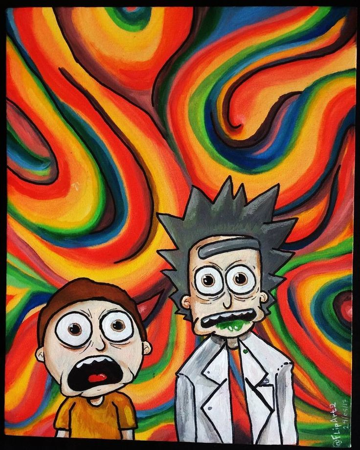 Rick and Morty !