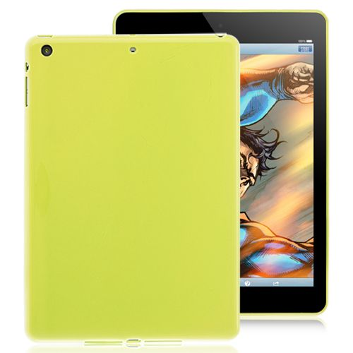 New iPad Air TPU Solid Colorful Case Cover - Yellow Color #ipadaircase #ipadair #ipadcase #casecover #tpucase #colorfulcase #popularcase #bestoftheday #300likes #photooftheday #pinterest #lovelycase #cute #colorful #case #cellz.com #cheapcase $1.98
