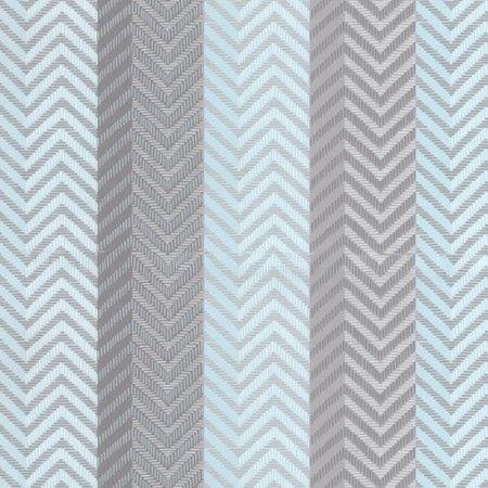 Tissu décor maison - Signature Malavita 1092 - bleu pâle, gris
