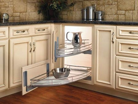 Corner Kitchen Cabinet – check various designs and colors of Corner Kitchen Cabinet on Pretty Home. Also check Closet Cabinets http://www.prettyhome.org/corner-kitchen-cabinet/