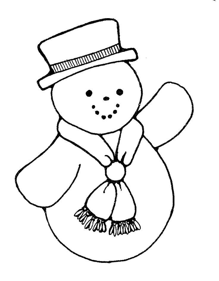 { Mormon Share } Snowman 3 | Felt christmas stockings ...