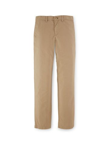 Boys 6 - 14 years Suffield Cotton Poplin Pant - Boys 6 - 14 years Trousers - Ralph Lauren France