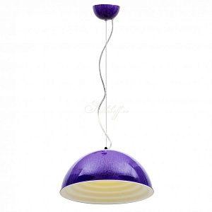 Подвесной светильник Crystal Lux EOS SP 50 VIOLET