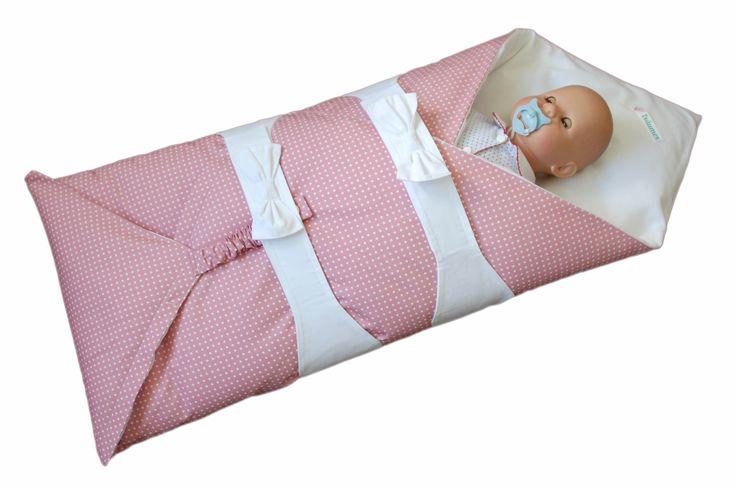 ... der Schlafsack, der Sie und Ihr Baby ruhig schlafen läßt.