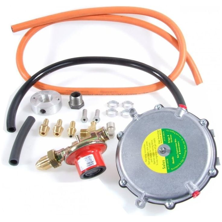 LPG Generator Conversion Kit - LPG Gas Conversion Kits from pump.co.uk - W.Robinson & Sons (Ec) Ltd UK