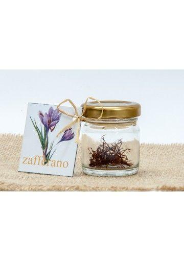 #Zafferano sardo in stimmi prodotto dall'Azienda Agricola Serconi di Mamoiada (NU), venduto in barattolini di vetro da 0,3 gr. o 0,5 gr. http://www.cuordisardegna.com/it/zafferano-sardo/125-zafferano-serconi-confezione-in-vetro.html
