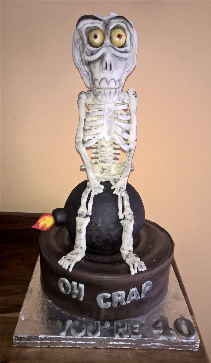 Jeff Dunham Achmed cake