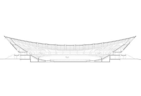 2012 London Olympics Velodrome