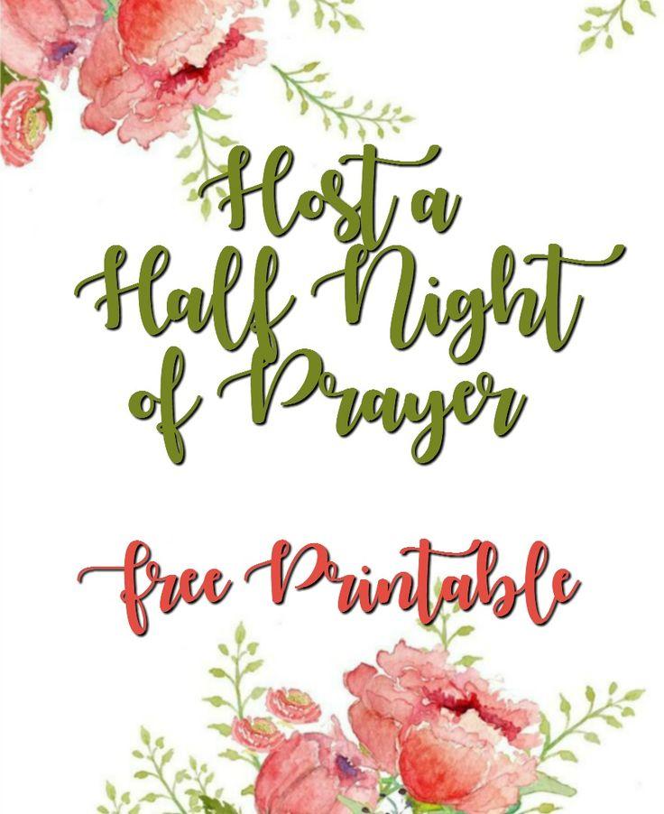 How to host a prayer night. MissionalWomen.com