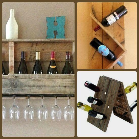 8 best muebles para guardar el vino images on pinterest - Muebles para vino ...