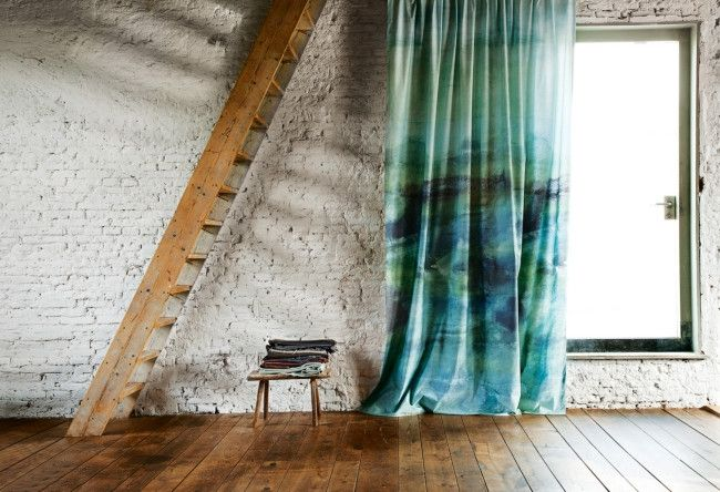 Christian fischbacher panorama fabric - Google Search