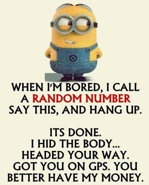 Minion quotes funny (02:16:34 PM, Wednesday 08, July 2015 PDT) – 10