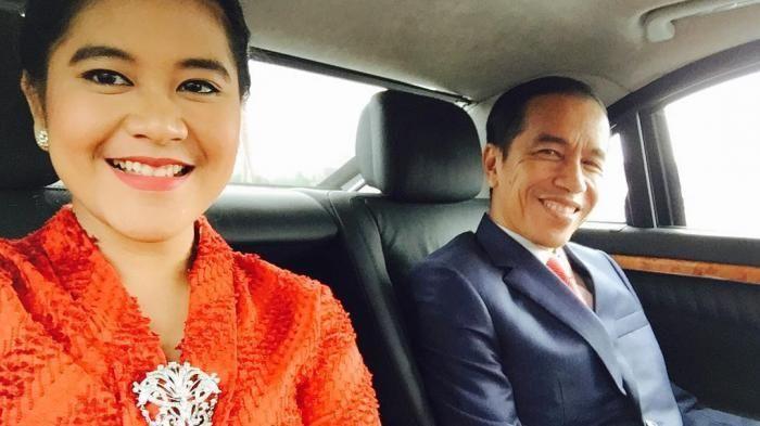 Putri Jokowi Unggah Video Joget