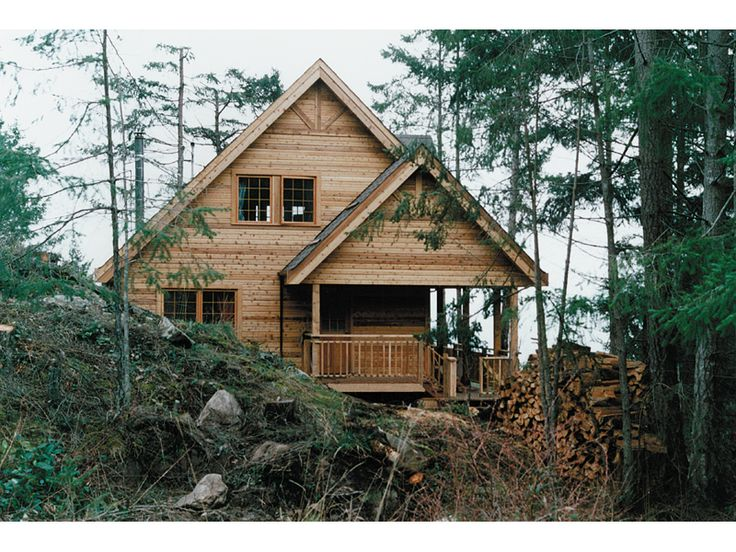 195 best Mountain House Plans images on Pinterest | House plans ...