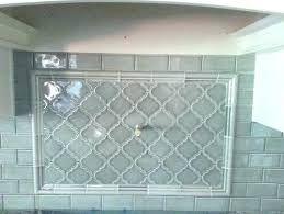 arabesque and subway tile backsplash – Google Sear…