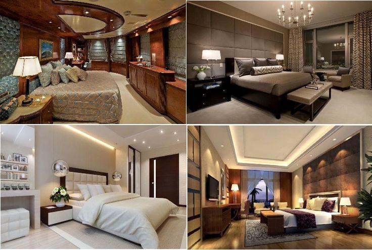 beautiful Bedrooms Красивые спальни
