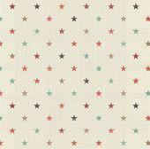 obrazok servitky - Farbené hviezdy mix 33x33