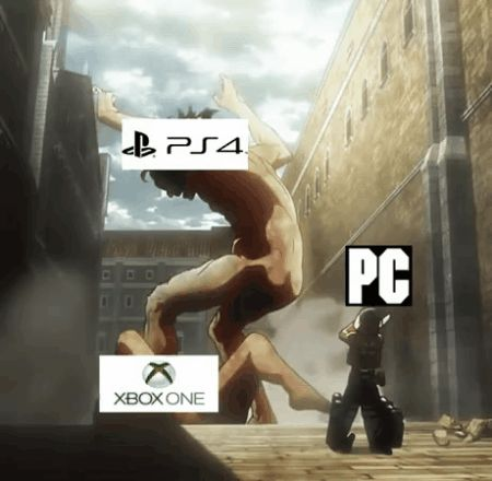 With the recent games PS4 has gotten
