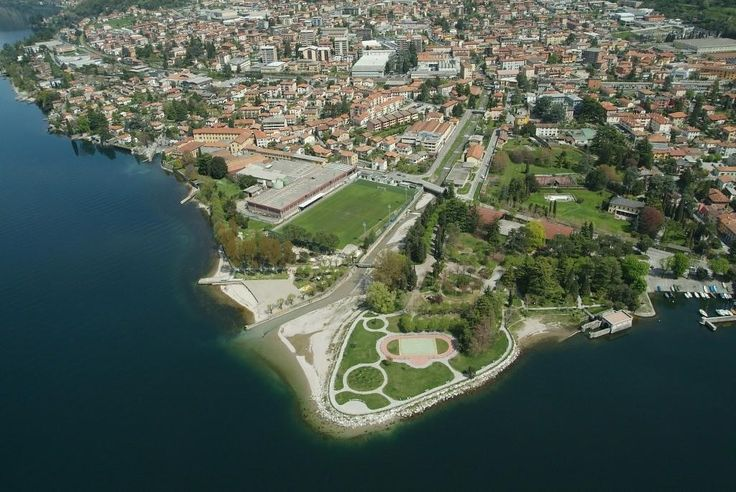 5 playas de lagos a menos de dos horas de Milán (con transporte público)  Mandello del Lario