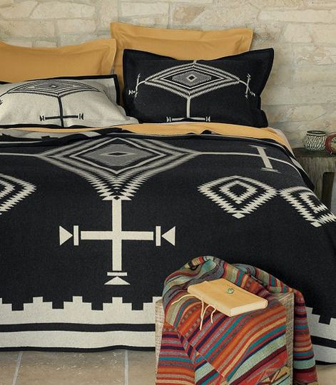 Wool Pendleton Blanket