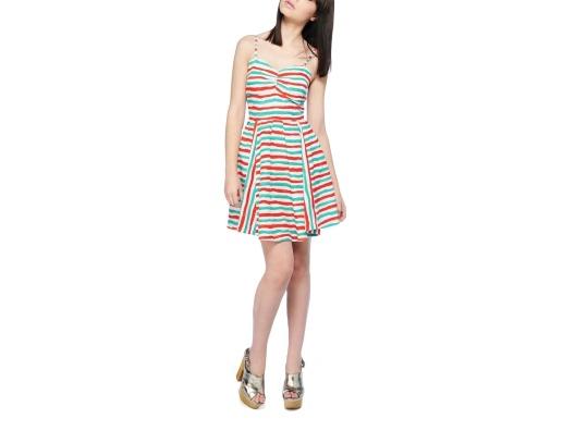 Jack by BB Dakota Watercolor Stripe Dress ($65 Retail $45 Opensky): Cute Sundresses, Dakota Watercolor, Dream Closet, Jack O'Connell, Stripe Dress, Clothing Inspiration, Bb Dakota