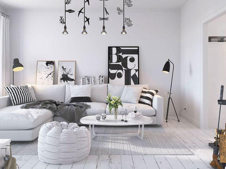 Вдохновение скандинавским декором. Здесь представлены небольшие квартиры, которые оформлены в простом сканиднавском стиле с яркой и просторной привлекательностью. Их планировка подчеркивает уютные, скандинавские темы - это дома, в которых стены охватывают душу, где приятный текстиль и интимное освещение просто созданы для комфортного чтения в вечернее время. #скандинавкийдизайн#скандинавскийинтерьер #scandinaviandesign#scandinavianinterior#светильники #дизайнинтерьера#illuminator…