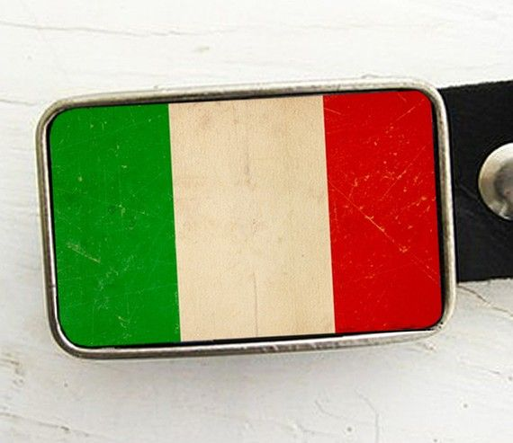 Proud Italian!