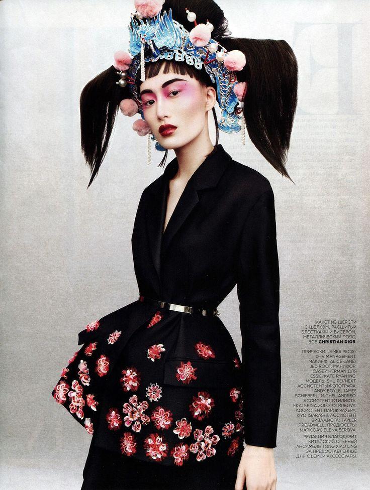 Asian style fashion jewelry